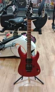 E/Guitar Cort X6 RMS ( Kredit )
