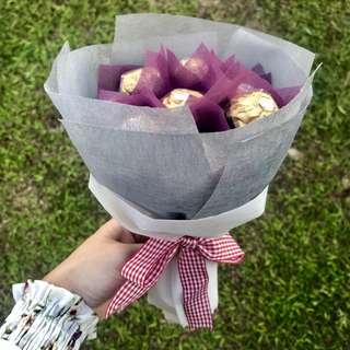 Graduation Rocher Bouquet
