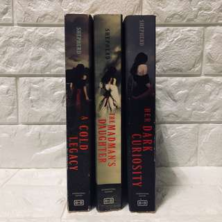 The Madman's Daughter trilogy