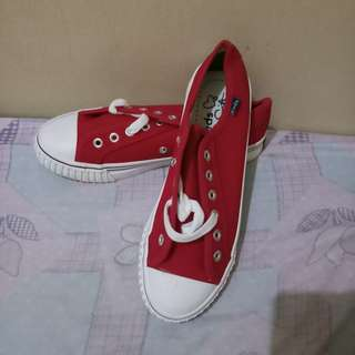 Keds - Red size 40