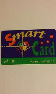 九廣鐵路(KCRC) 月曆卡1994