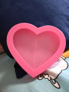 Heart shape box