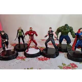 Avengers Infinity War Collectibles