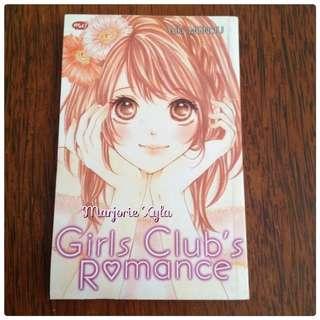 Komik One Shot - Girls Club's Romance - Yuki Monou