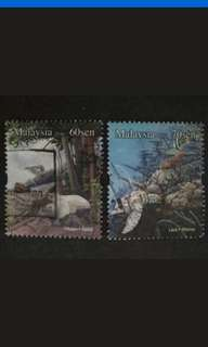 Malaysia 2010 Loose Set - 2v Used Stamps