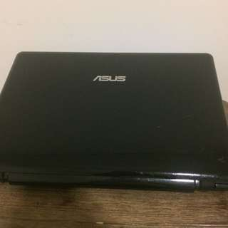 ASUS Eee PC with Japanese Keyboard
