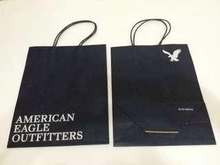 AMERICAN EAGLE 老鷹精美提袋