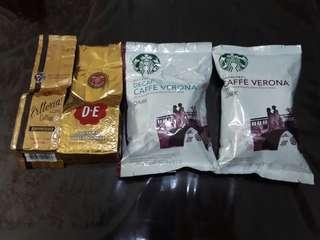4 in 1 Starbucks Coffee