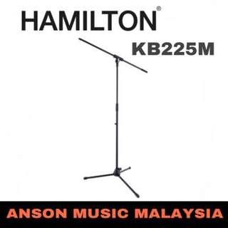 Hamilton Stage Pro KB225M Tripod Boom Mic. Stand
