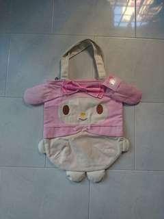 My Melody Sanrio Canvas Tote Bag