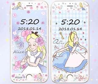 愛麗絲iPhone 手機保護貼