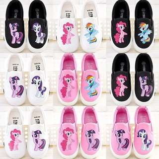 My Little Pony Kids Canvas Shoes
