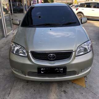 Toyota Vios 1.5E (A) 2005