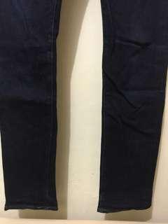 H&M Denim dark blue Slim fit 28