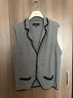 F21 Mens Knitted Vest