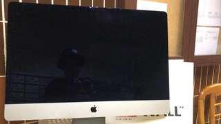 iMac 2017 27吋,5K 五月限定 保固中