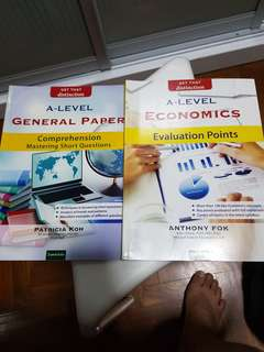 A level GP guidebook