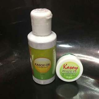 Preorder Kasoy Oil and Cream