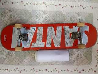 Skateboard Complete set