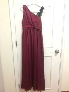 Evening Gown Red
