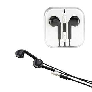 iPhone Style Stereo Earphone Headset