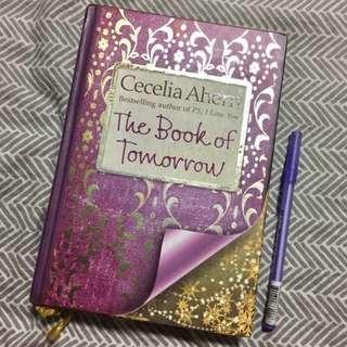 The Book of Tomorrow Hardbound Copy