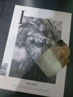 泰妍 專輯 連小卡