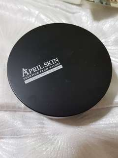 April Skin Magic Snow Cushion Case ONLY