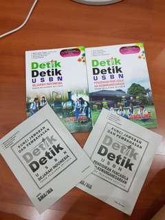 Detik detik SMA Sejarah & Ppkn 2018