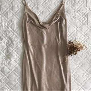 Miss Selfridge CowlNeck Dress RRP $59