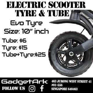 CHEAPEST 10 inch E scooter Electric Scooter Tube Tyre for EVO