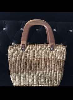 Woven Native Tote Bag