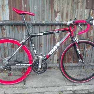 Roadbike FORT cubi 4.0