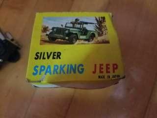 懷舊車仔(Jeep)一架 日本製造