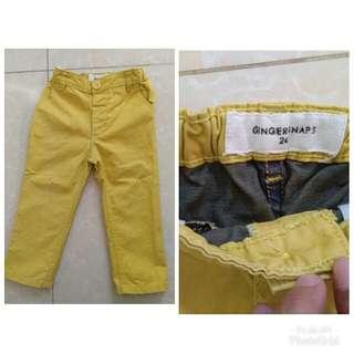 Gingersnaps pants