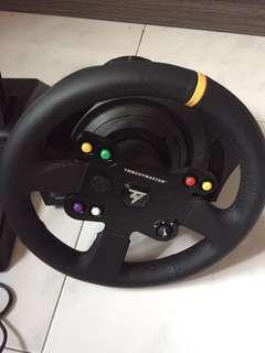 Thrustmater wheel