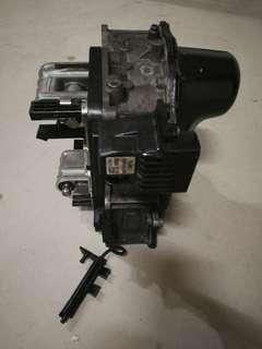 Faulty Mechatronics Unit for DQ200