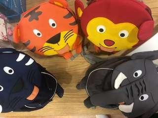 Animal Kid Bag