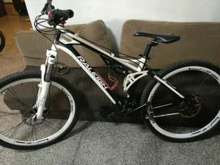 Raleigh Gravity Mountain Bike