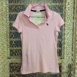 ❗️降❗️🙈《沒穿過系列》紐約買回 A&F Polo衫 保證真品