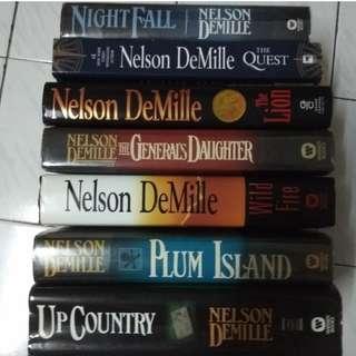 NELSON DEMILLE - Various Titles