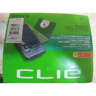 Sony Clie PEG-TH55 (紅色特別版 95% new, Japanese Version)
