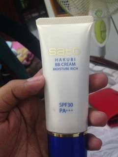 Hakubi sato BB cream