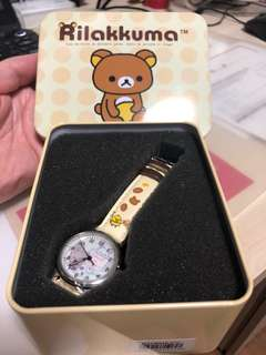 Rilakkuma kid Watch