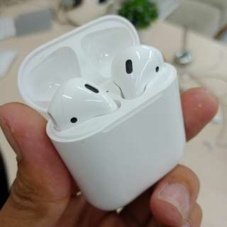 Apple Airpods,Mulus Perfect!!