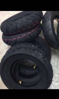 Escooter escooter Tube Tyre tire repair change