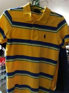 Brand polo shirt 3pcs.