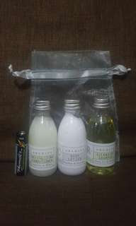 Archive Toiletry Set