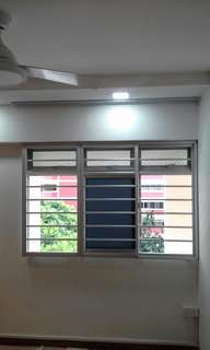Repair and Installation of Curtain Rails Services