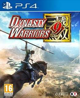 PS4 Dynasty Warriors 9 Eng/Chi/Jap voice, Eng/Chi Subs